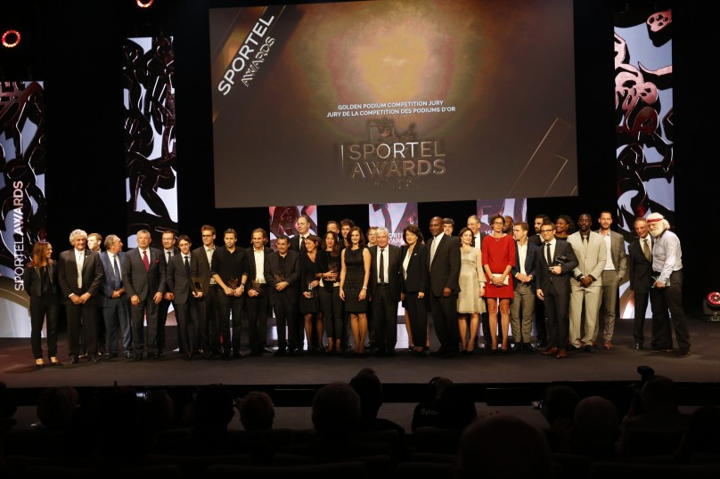 SPORTEL AWARDS @SPORTEL MONACO 2015