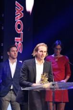 Swedish Max Larsson, Husky Motion received the Best Slow Motion prize @CelinaLafuenteDeLavotha