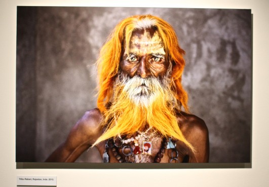 Tribu Rabari, Rajastan, India, 2010 by Steve McCurry @CelinaLafuenteDeLavotha