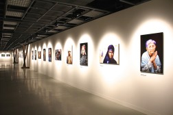 View of one of the photo galleries @CelinaLafuenteDeLavotha