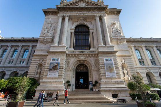 Oceanographic Museum of Monaco @BLUE2015Monaco