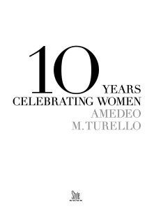 Cover of the book 10 Years Celebrating Women by Amedeo Turello