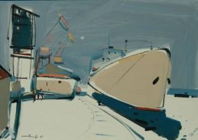 Painting by Alexei LANTSEV