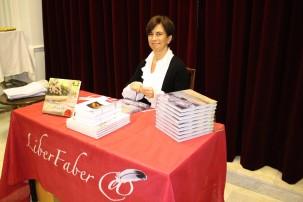 Caterina Reviglio Sonnino dedicated her book Les Atmospheres de Madame est Servie @CelinaLfuenteDeLavotha