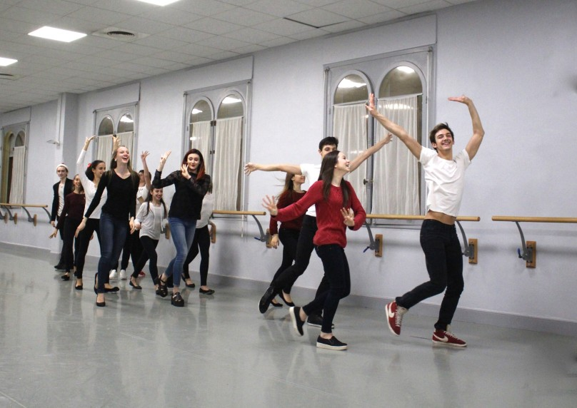 Christmas Bells choreographed by Beatrice and Katrin @CelinaLafuenteDeLavotha