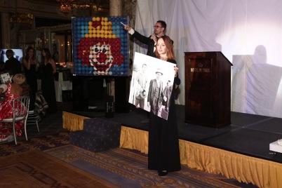 Frank Sinatra's photo for auction @laurentcia