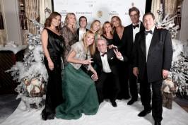 Guests at the Christmas Ball @laurentcia