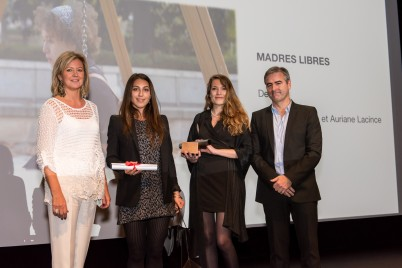 Hilde Heneuse Heye, Auriane Lacince, Viktoria Videnina for Madres Libres, and Marc Oberon @Richard Concept Photo