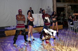 New York street dancers show @laurentcia