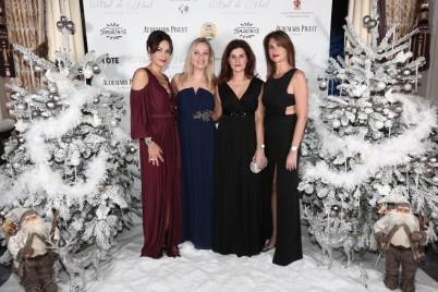 Sandrine Garbagnati Knoell, Alexia Romani, Isabelle Levy and Viginie Fante from ARIJE @laurentcia