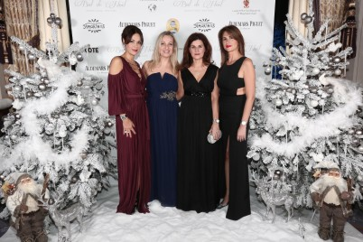 Sandrine Garbagnati Knoell, Alexia Romani, Isabelle Levy and Viginie Fante from ARIJE @laurentcia