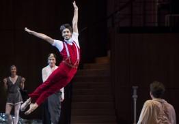 The Nutcracker as a new choreographer in Nutcracker Company 2015@Alice Blangero