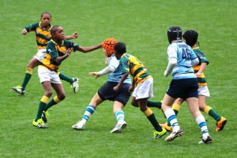 Cape Town against the Italians from Mirano Recco @CelinaLafuenteDeLavotha