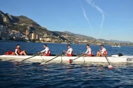 Daghe Monegu! @Societe Nautique Monaco