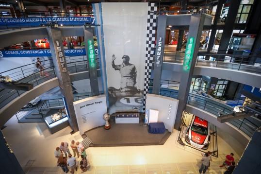 Juan Manuel Fangio's Museum in Balcarce, Argentina @FIAFormulaE