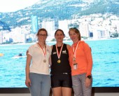 Proud winners @Societe Nautique Monaco