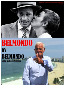 Belmondo by Belmondo movie poster