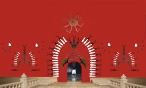Ken-thaiday-Dhari @Oceanographic Museum of Monaco
