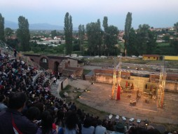 Macedonia_Heraclea Amphitheatre in Bitola_Photo Holly Blaxill_6 June 2014