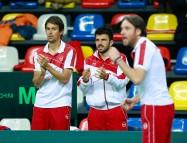 Monaco players encouraging Benjamin Balleret @Kaspar Volonts (LAT)_V8C2067