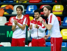 Monaco players encouraging Benjamin Balleret @Kaspar Volonts (LAT)_V8C2067
