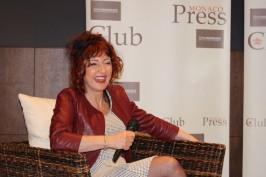 Noelle Perna making everybody laugh including herself @CelinaLafuenteDeLavotha