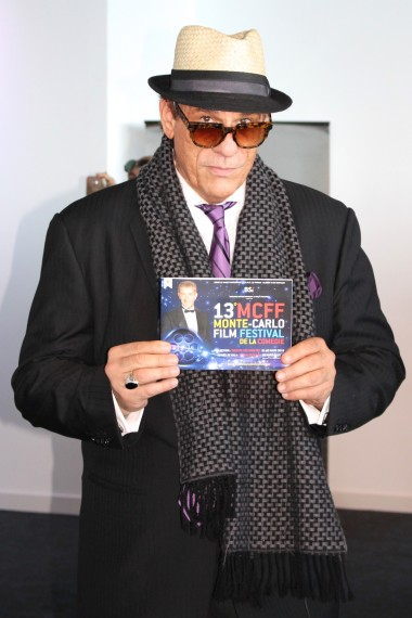 Robert John Davi as member of the Jury of the 13th MCFF 2016 @CelinaLafuenteDeLavotha