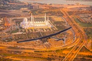 Solar Impulse 2 - First Test Flight - Abu Dhabi @Solar Impulse RTW Logbook