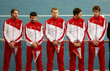 The Monaco Davis Cup Team @Kaspar Volonts (LAT)_V8C9539