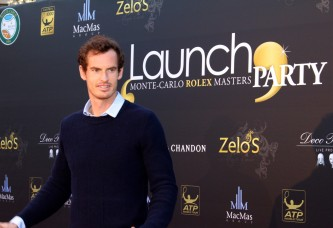 Andy Murray at Zelo's launch party MCRM 2016 @CelinaLafuenteDeLavotha