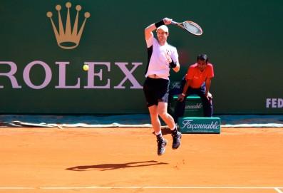 Andy Murray beat Herbert @CelinaLafuenteDeLavotha