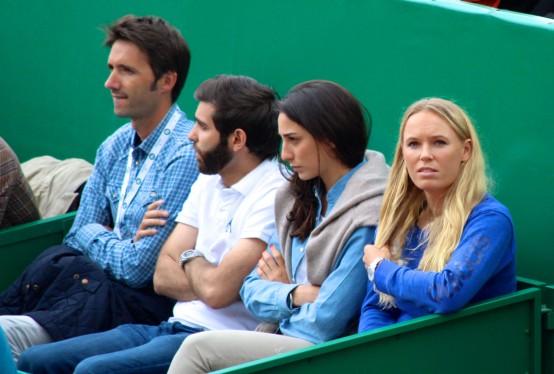Danish tennis player Caroline Wozniacki @CelinaLafuenteDeLavothaJPG