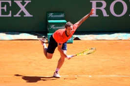 French Richard Gasquet No.10 ATP ranking advanced to next round @CelinaLafuenteDeLavotha