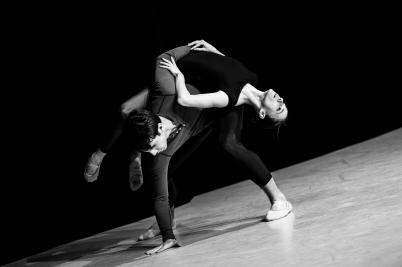 Gods and Dogs by Jiri Kylilan Imprevus.2 April 7, 2016 Ballets de Monte-Carlo (5)@Alice Blangero