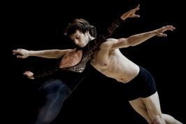 Gods and Dogs by Jiri Kylilan Imprevus.2 April 7, 2016 Ballets de Monte-Carlo (7)@Alice Blangero
