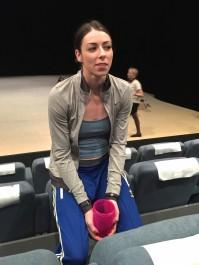 Maude Sabourin Canada, dancer of the Ballets of Monte-Carlo @CelinaLafuenteDeLavotha