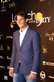 Rafael Nadal at Zelo's launch party MCRM 2016 @CelinaLafuenteDeLavotha