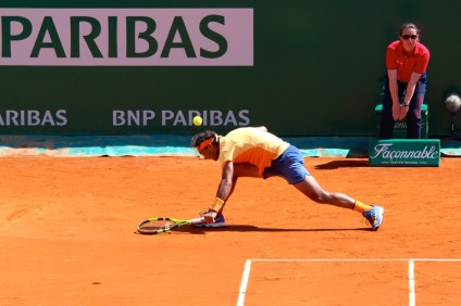 Rafael Nadal during Quarterfinals MCRM 2016 @CelinaLafuenteDeLavotha