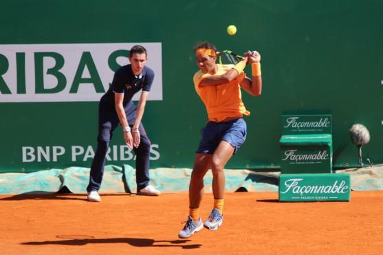 Rafael Nadal on Thursday, April 14, 2016 @CelinaLafuenteDeLavotha