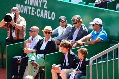 Rafael Nadal's camp @CelinaLafuenteDeLavotha