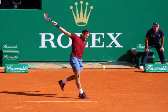 Roger Federer is back in top form @CelinaLafuenteDeLavotha