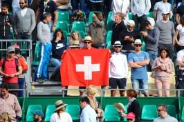 Roger Federer's fans @CelinaLafuenteDeLavotha
