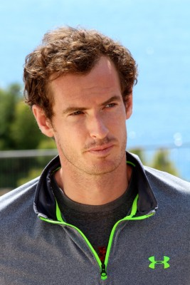 Scottish Andy Murray @CelinaLafuenteDeLavotha