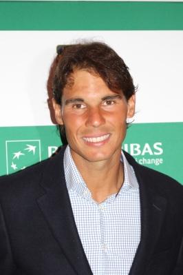 Spaniard Rafael Nadal @CelinaLafuenteDeLavotha