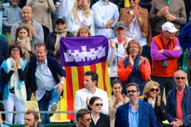 The Majorca flag @CelinaLafuenteDeLavotha