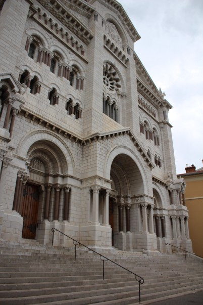 The Monaco Cathedral @CelinaLafuentedeLavotha
