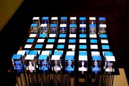 A11, Chess Block (2013) by Dominic Harris, Priveekollektie Artmonte-carlo 2016@CelinaLafuenteDeLavotha