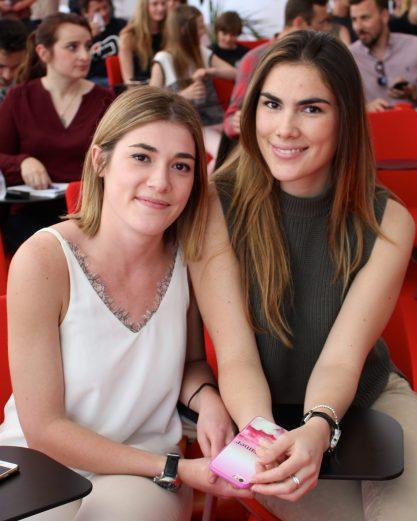Sisters Jessica and Annika Horn at YCM May 6, 2016 @CelinaLafuenteDeLavotha
