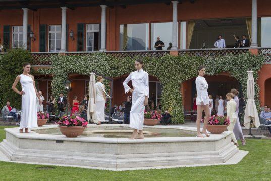 Angela Bellomo fashion show in Lugano @FSE