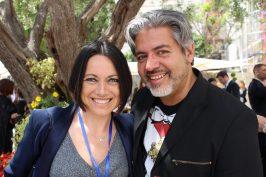 Didimara and Marcos Marin @CelinaLafuenteDeLavotha